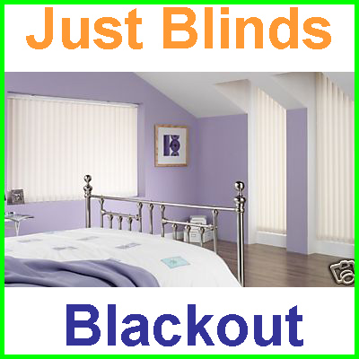 blackout slats for vertical blinds