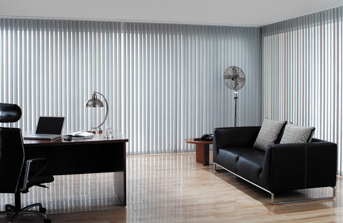 replacement vertical blind slats for the office