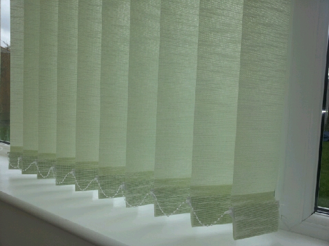 The cheapest vertical blind slats in the UK